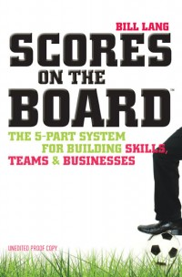 Scores on the Board book cover