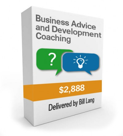 Business advice and development coaching