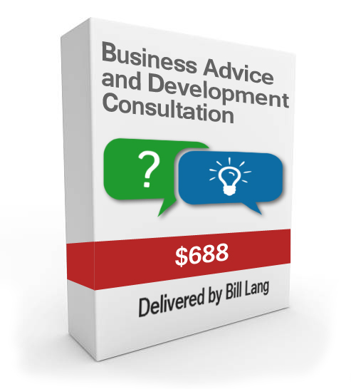Business Advice and Development Consultation product box