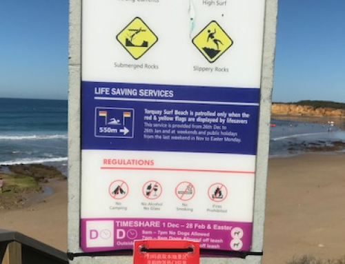 QR codes to make Aussie beaches safer for Chinese tourists